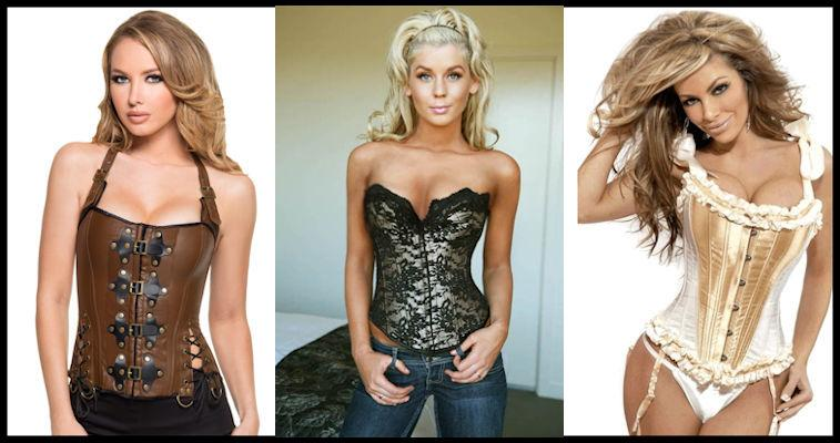 Corsets & Bustier