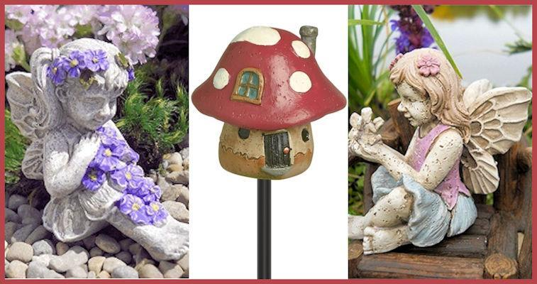Fairy Garden Figurines