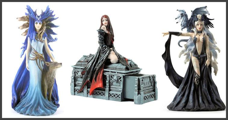 Other Fantasy Art Figurines