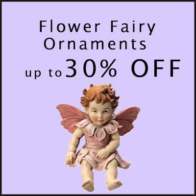 Flower Fairy Ornament Special
