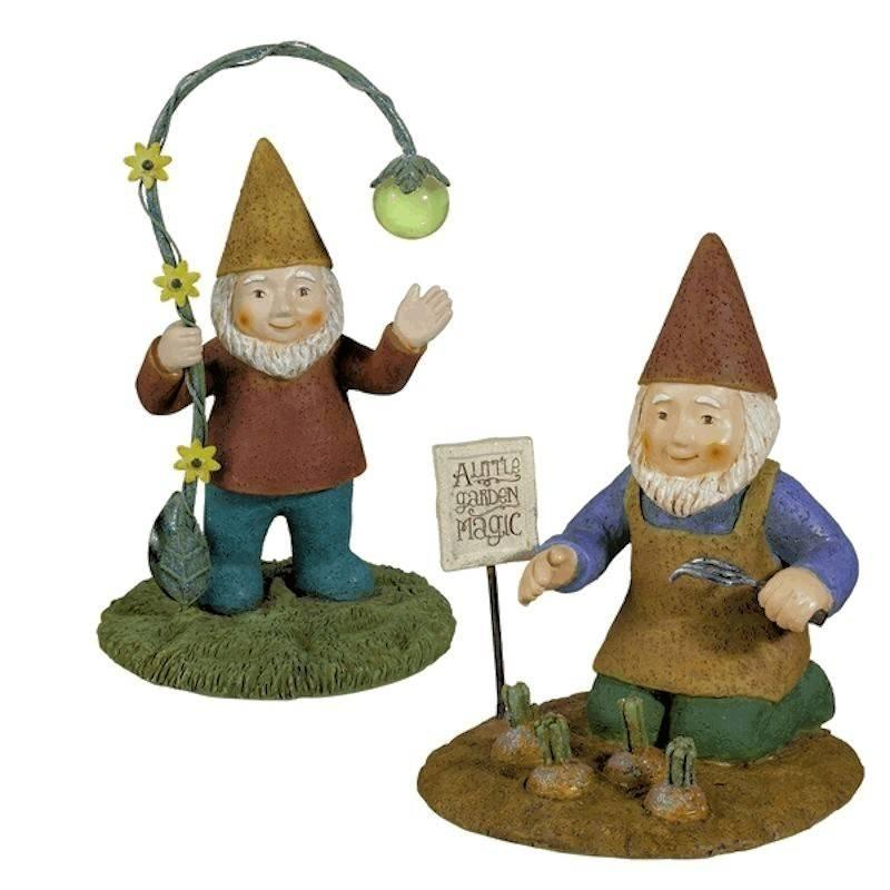 Gnome 4: Gnome Garden Figurine Garden Magic