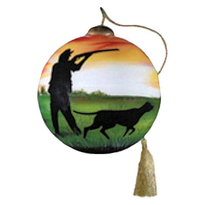 Hunter Ornament Petite by Betty Padden from Ne'Qwa - Click Image to Close