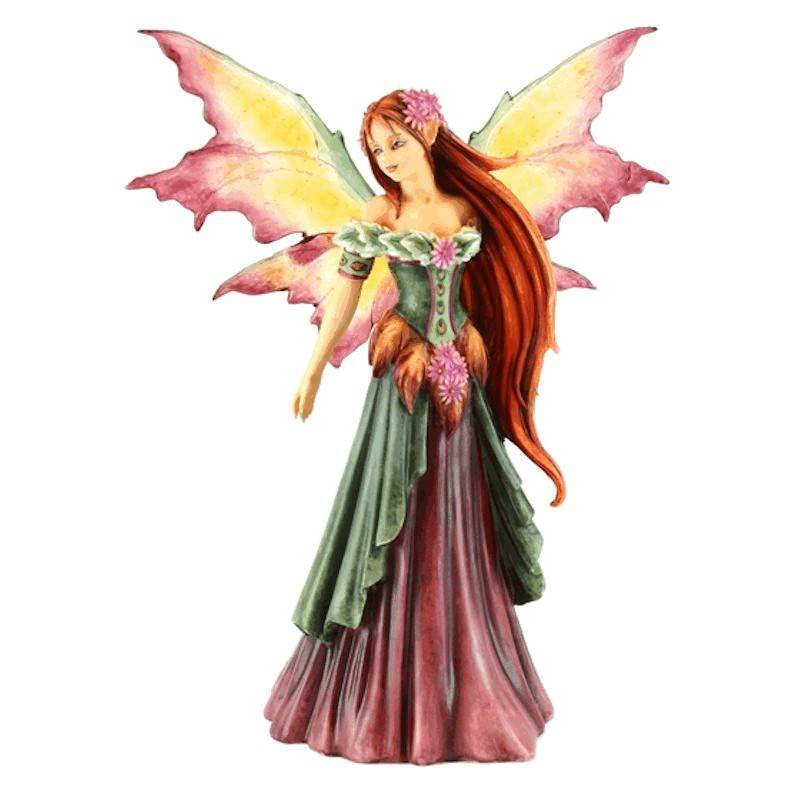 Summer Fairy Queen Figurine By Amy Brown