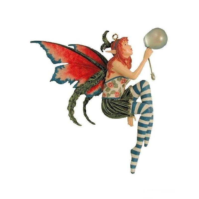 Bubble Blowing Baby Fairy Ornament by Amy Brown  sc 1 st  Fairy4u & Amy Brown Fairy Ornament Bubble Blowing Baby - $26.00