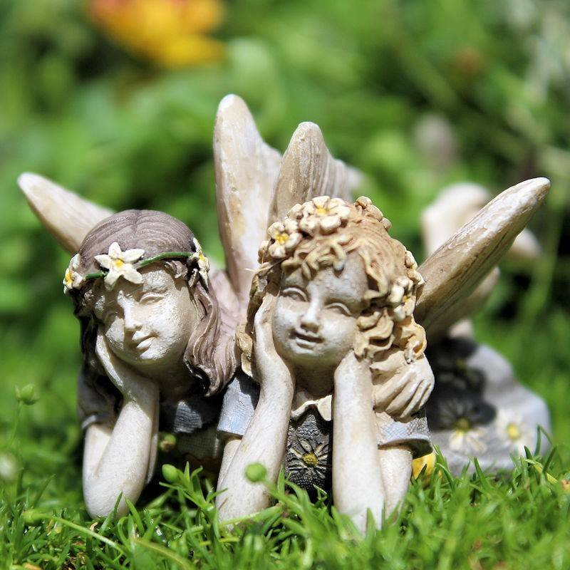 Iris U0026 Lyla Fairy Garden Figurine