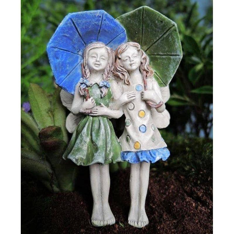 Fairy garden ava grace mini fairy figurine for Fairy garden figurines