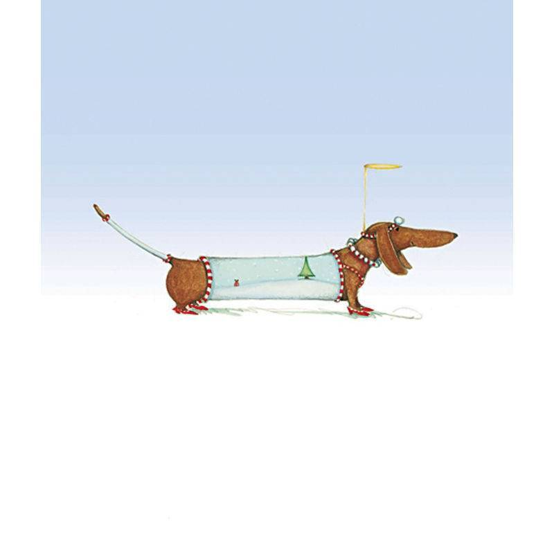 Patience Brewster Boxed Christmas Cards Set Dachshund [PB-CH02029BE ...